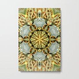 Animal Print Abstract 5 Metal Print