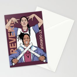 Reverie and KT Gorique Stationery Cards