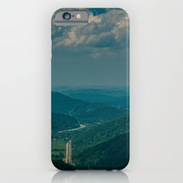 Pine View iPhone Case