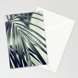 Green Palm Leaf #1 #decor #art #society6 Stationery Cards