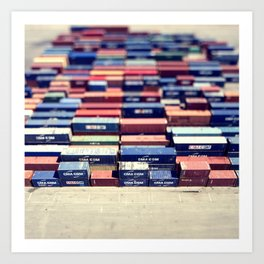 Container 1 Art Print