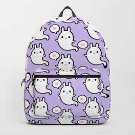 Cutie Bunny Ghost 02 Backpack