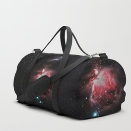 The Great Nebula in Orion Duffle Bag
