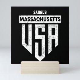 Saugus Massachusetts Mini Art Print