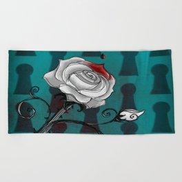 Bloody Alice Beach Towel