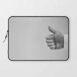 Thumbs up Laptop Sleeve