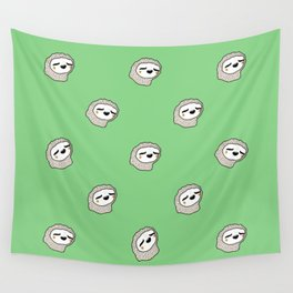 Sloth Party! Wall Tapestry