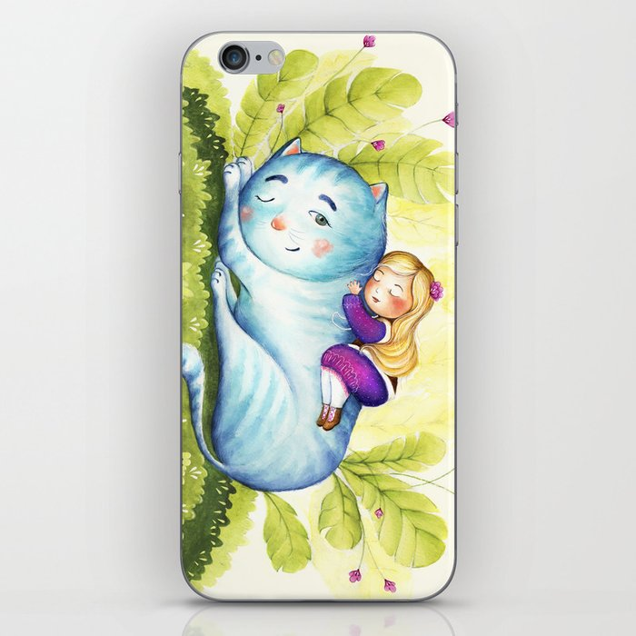 Where the Wild Girls are iPhone Skin