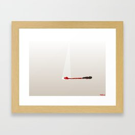 ehm love#8 Framed Art Print