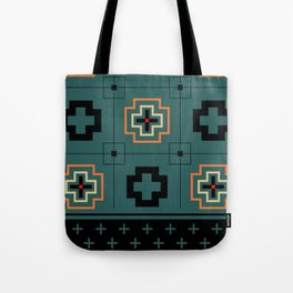 The Directions (Green) Tote Bag