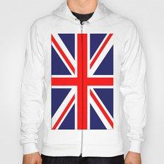 UK Flag Hoody
