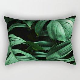 Monsteras Rectangular Pillow