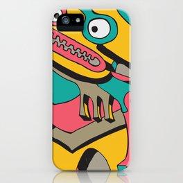 Hi Bot! iPhone Case