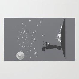 Shooting stars Rug
