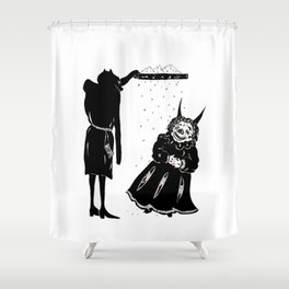 Fun Moments Shower Curtain