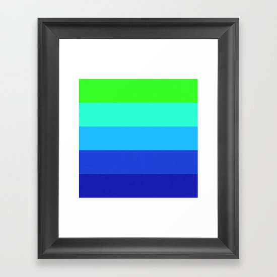 mindscape 4 Framed Art Print