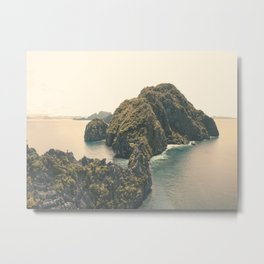 Philippines Islands  Metal Print