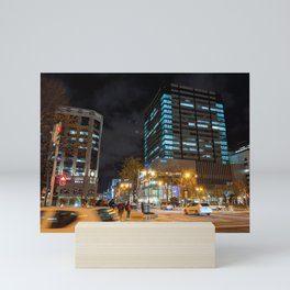 Sapporo Mini Art Print