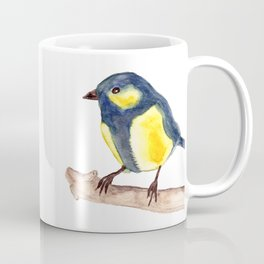Blue Pinzon Coffee Mug
