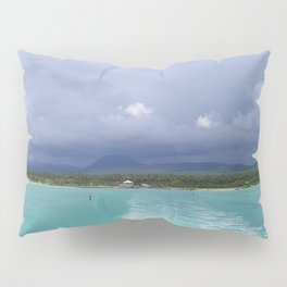 Sea Landspace Pillow Sham