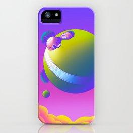 King Kai's Planet iPhone Case