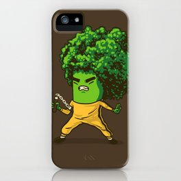 Brocco Lee iPhone Case