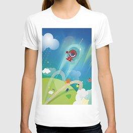The Eyez - Astronaut T-shirt