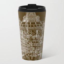 Paris! Metal Travel Mug