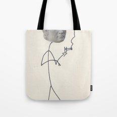 Moody David Tote Bag