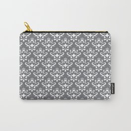 Damask Pattern II Carry-All Pouch