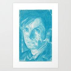 Ten (MkII) Art Print