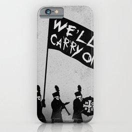 MY CHEMICAL ROMANCE IYENG 4 iPhone Case