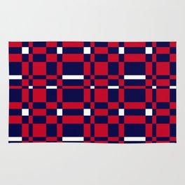 Union Jack Colours Rug