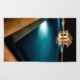 Pool Bar Rug