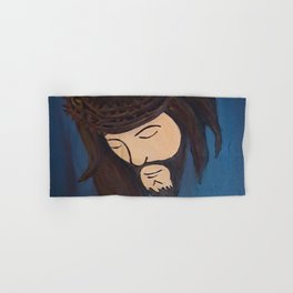 Jesus Loves Me Hand & Bath Towel