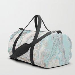 Marble - Mint Duffle Bag