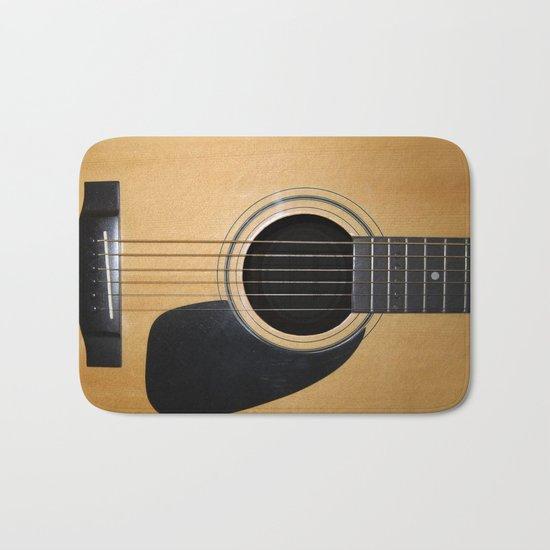 Guitar Bath Mat