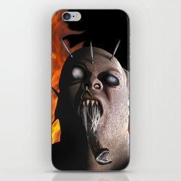 Possessed iPhone Skin