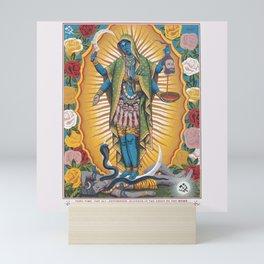 Hindu - Kali 6 Mini Art Print