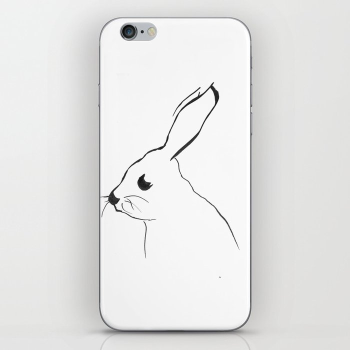 Mr Hare iPhone Skin