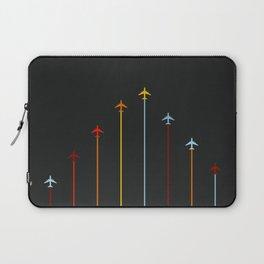 Retro Airplanes 07 Laptop Sleeve