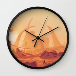 Eolyn - Volume 2 - Cover Wall Clock