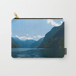 Koenigssee Lake with Alpes Carry-All Pouch