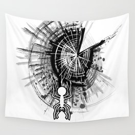 Nazca spider Wall Tapestry