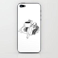 Big Breakfast iPhone & iPod Skin