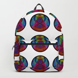 Varietile 50c (Circular) (Repeating ) Backpack