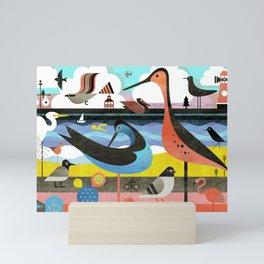 OBX Mini Art Print