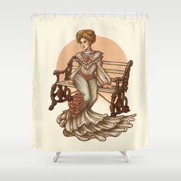Get Olde 2 Shower Curtain