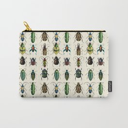 Jeweled Beetles  Carry-All Pouch