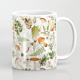 Vintage & Shabby Chic - Autumn Harvest Botanical Garden Coffee Mug